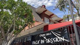 Students reel with excitement over the reopening of USC's beloved Study Hall