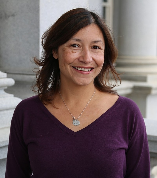 White House portrait of Julie Chávez Rodriguez (Courtesy of the White House)