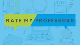 USC Professors rate RateMyProfessors.com