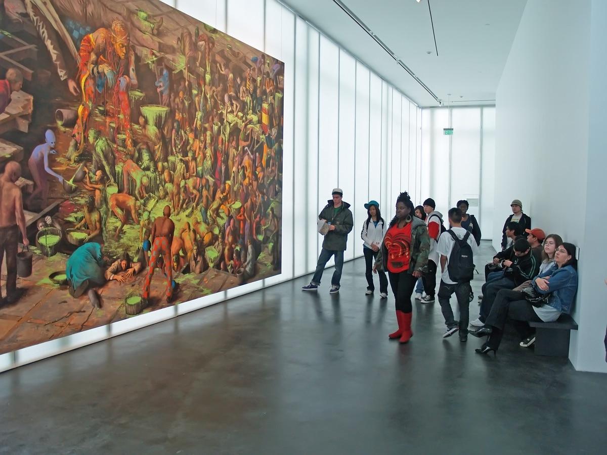 Six Cool Art Exhibits In La