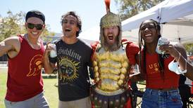USC green-lights limited tailgating for Saturday's game against Stanford