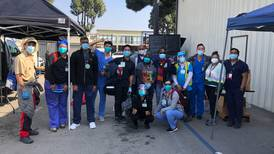 Los Angeles nurses reflect upon a year of the COVID-19 pandemic