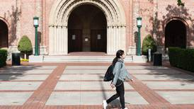 USC mandates use of face coverings on campus amid COVID-19 pandemic