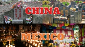 Day of the Dead: a Chinese and Mexican celebration