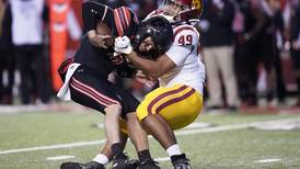USC releases depth chart ahead of matchup with San Jose State