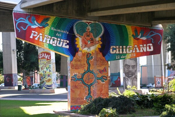 Chicano Park in Logan Heights San Diego, Calif. (Photo courtesy of Creative Commons)