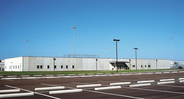 Yazoo City Federal Correctional Institution. (Photo courtesy of the Federal Bureau of Prisons)