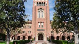Class of 2024 is largest in USC history