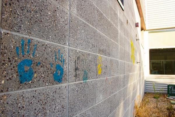 A mural at High Tech Elementary Chula Vista. (Photo courtesy of Antonio Pequeño IV).