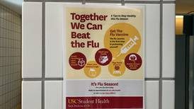 USC students react to flu vaccine requirement