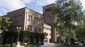USC appoints interim head of university fundraising