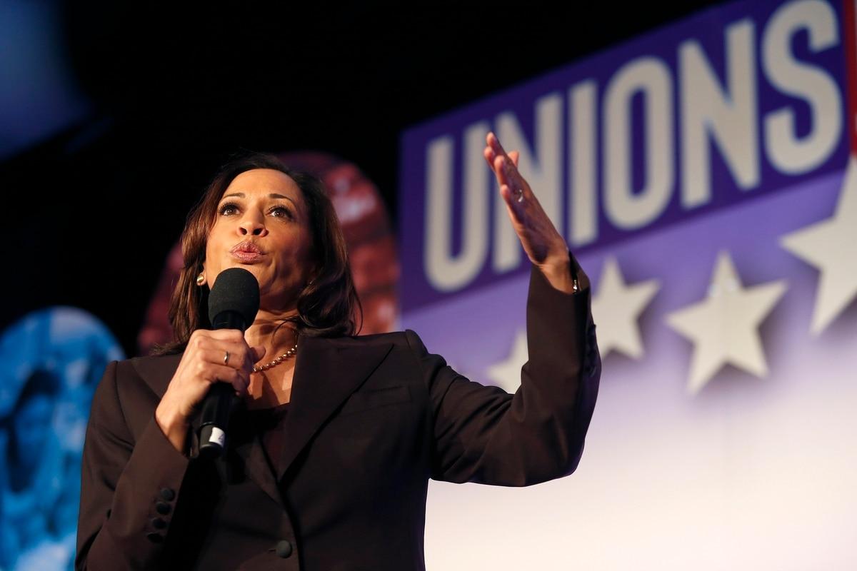 Kamala Harris Struggles To Find Support Among Fellow Californians