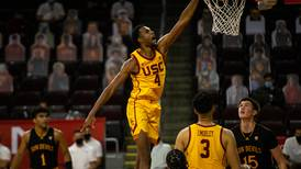 Mobley selected third overall by the Cleveland Cavaliers