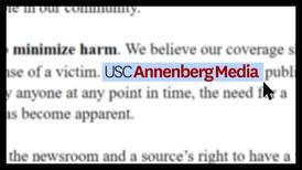 Annenberg Media introduces new policy for revisiting published stories