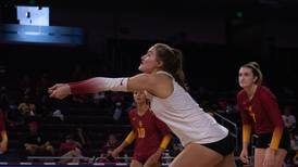 USC splits the weekend with a loss to Utah and a win against Colorado