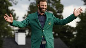 Dustin Johnson cruises to first Masters championship