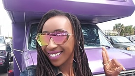 Black Nomads Meet:  Carving out space in the #vanlife community for people of color