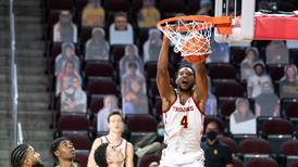 Mobley's sweep headlines strong USC showing in Pac-12 basketball awards