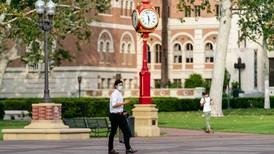 USC lifts mask mandate for fully vaccinated students and employees
