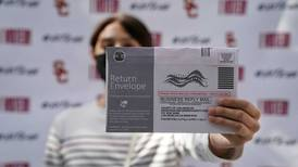 Ready for the recall? Here's how to vote near USC in 3 minutes