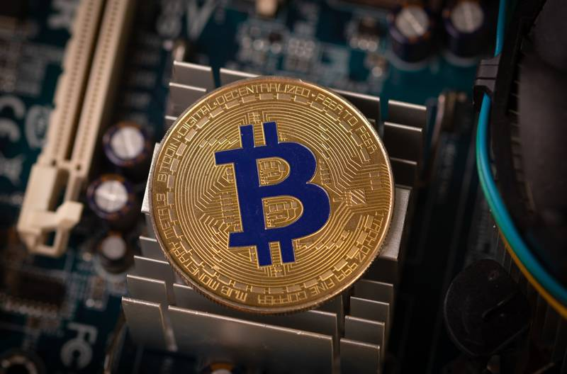 Bitcoin on the microprocessor
