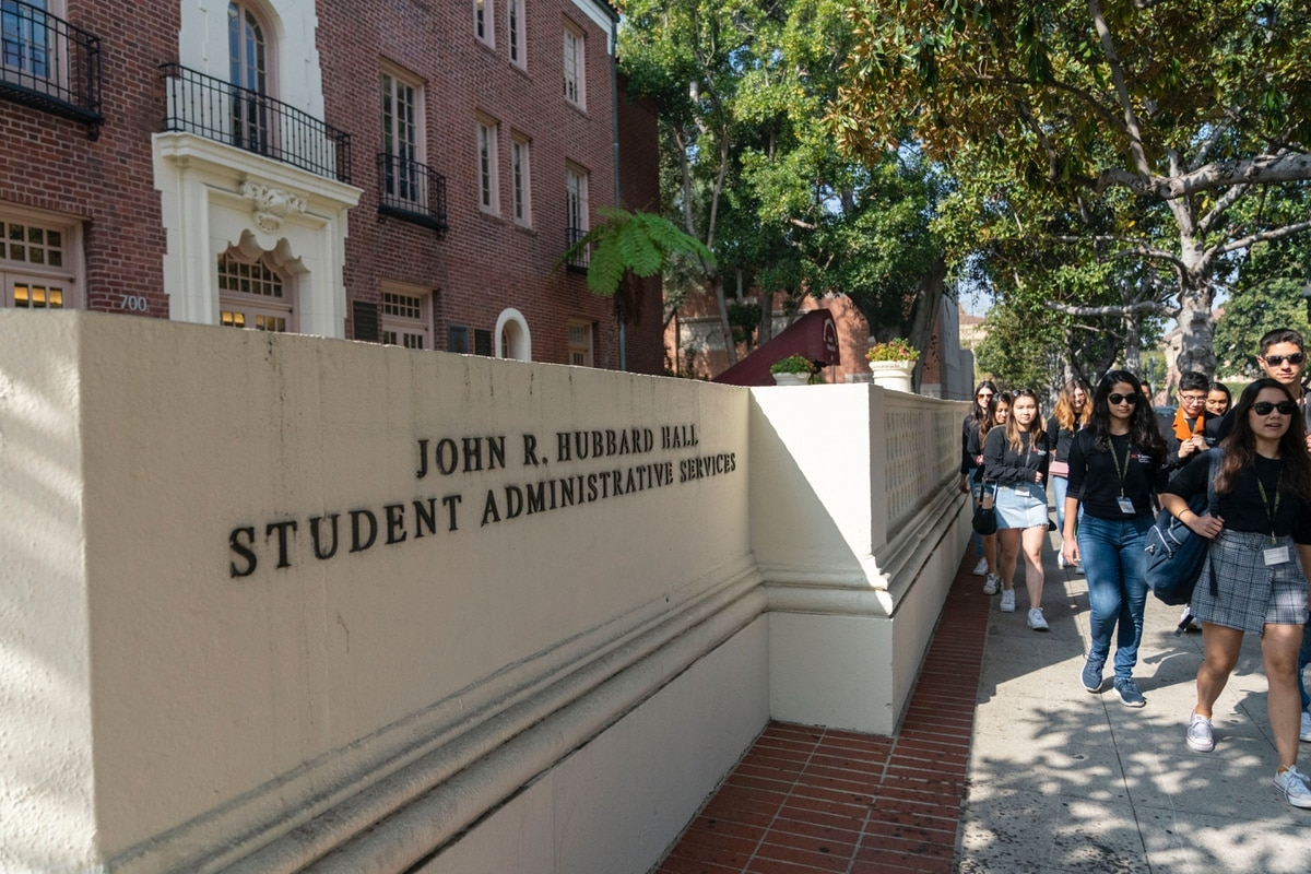 USC offers free tuition to some students to increase access