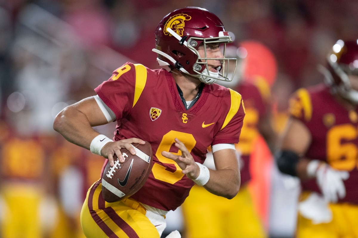 USC's Daniels out for season with ACL injury, meniscus tear