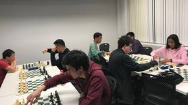 Chess, king of quarantine
