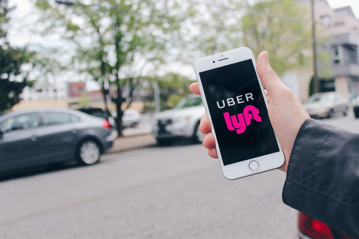 Rideshare drivers demonstrate for higher wages and other