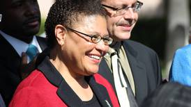 USC Alumni Rep. Karen Bass announces 2022 candidacy for L.A. mayor