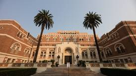 USC Trustee resigns in light of seven-count federal indictment