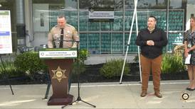 L.A. County supervisors take steps toward firing sheriff Alex Villanueva