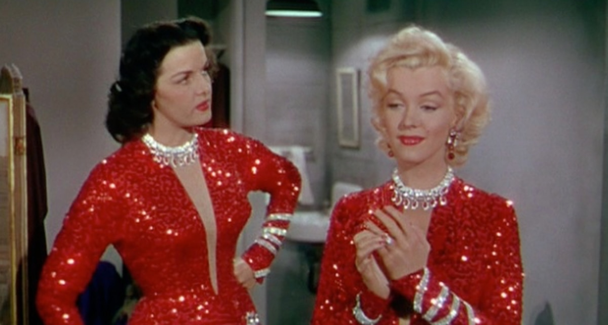 Blast From the Past: 'Gentlemen Prefer Blondes'
