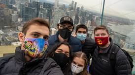 USC students reflect on the pandemic after a year