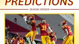 Sports editor predictions for USC vs. San Jose State
