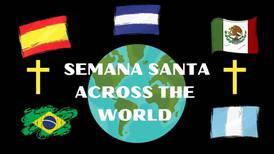 La Semana Santa across the world