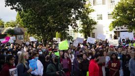 USG to release demands regarding university handling of recent sexual assault cases
