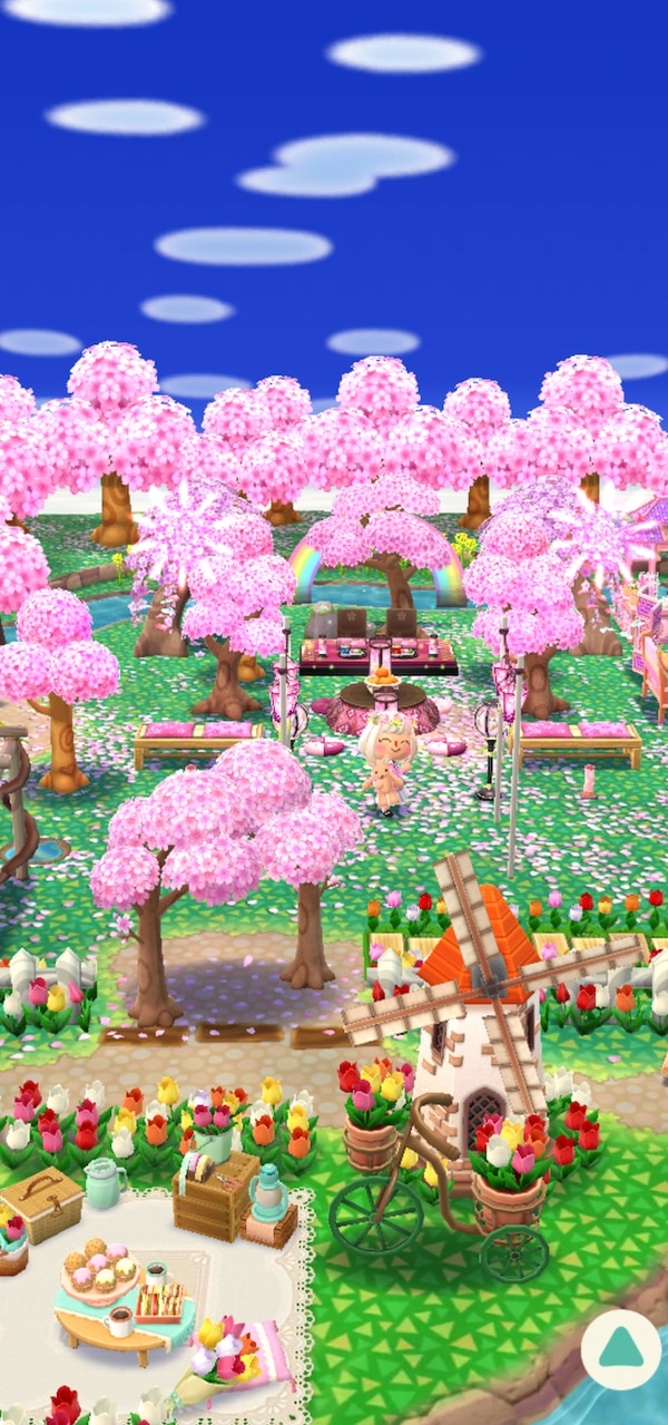 Animal Crossing: Pocket Camp is a free-to-play smartphone game in the franchise, with pay-to-play elements. (Photo courtesy of Jessica Doherty).
