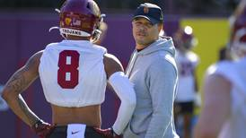 'We will prevail': Williams brings a '1-0′ mindset ahead of Washington State matchup