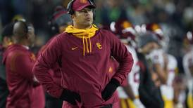 USC's struggles continue in loss to Notre Dame