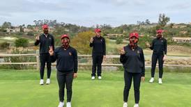 USC women's golf champions the Lamkin San Diego Invitational