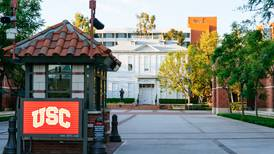 USC's admission rate narrows to 12% for the class of 2025