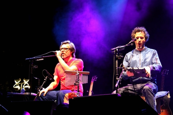 Flight of the Conchords (Photo by Jamie Carragher)