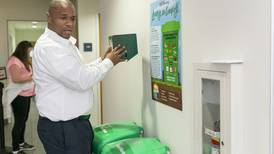 USC installs compost bins in residential halls to promote sustainability