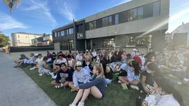 Students protest after reports of sexual assault, drugging at Sigma Nu