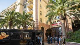"""USC students plan for a """"full return"""" to campus housing"""