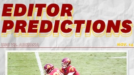 Sports editor predictions ahead of USC-Arizona
