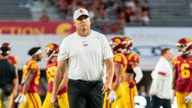 Opinion: Firing Clay Helton was the only option for USC