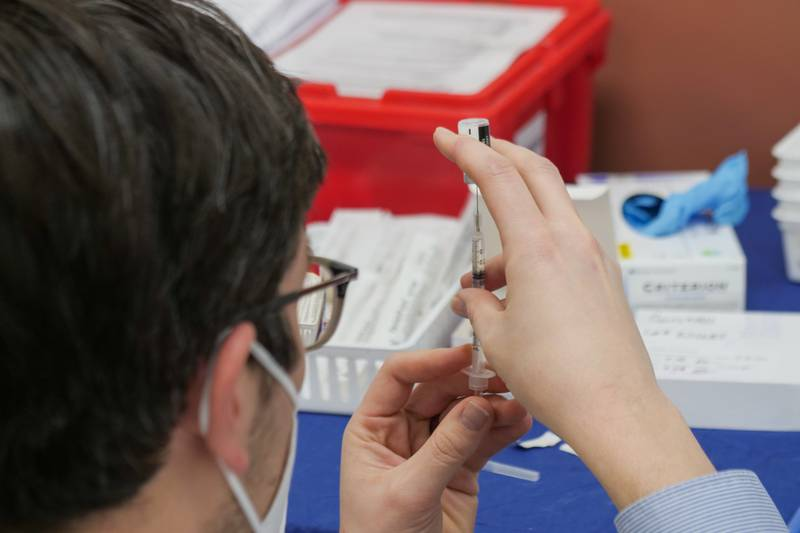 Vaccine eligibility has been a contested issue in recent months