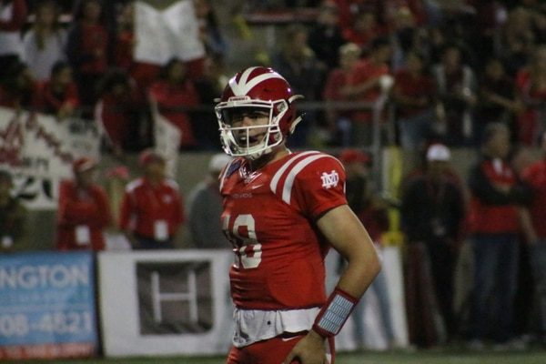 JT Daniels will compete for the starting quarterback job upon entering school.